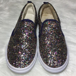 Gymboree Sparkle Glitter Slip-ons